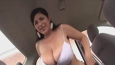 chubby mom with big natural tits
